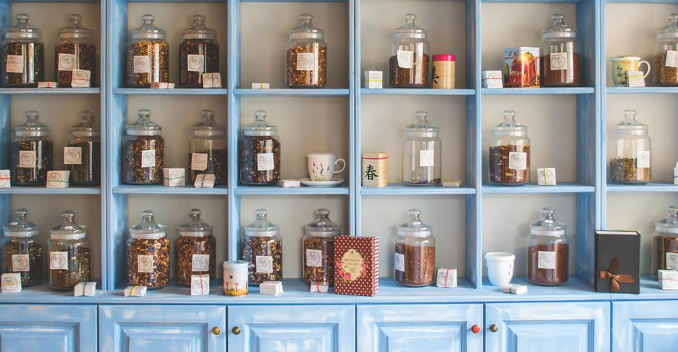 article How to run a tea room  image