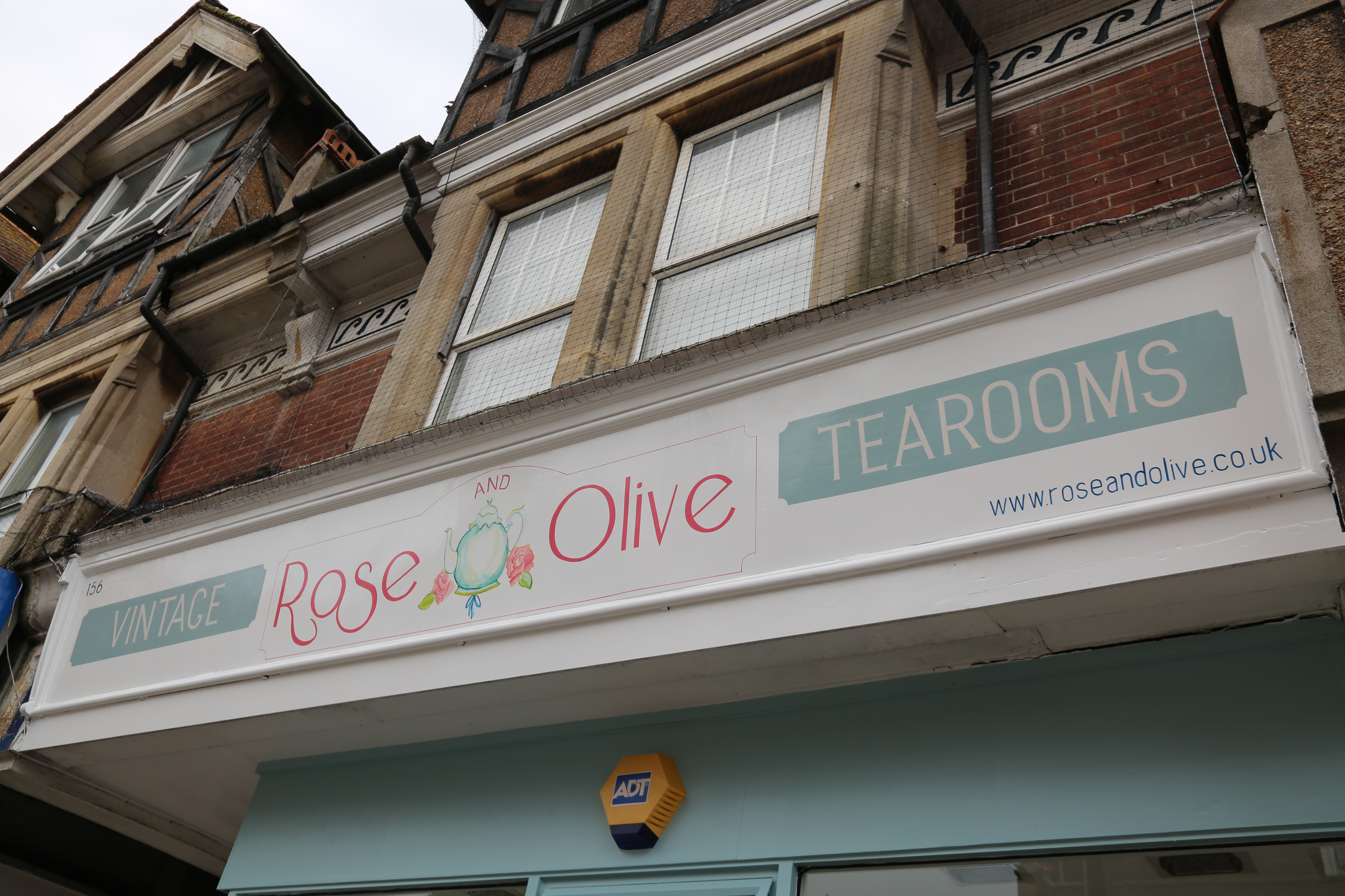 Rose & Olive Tea Rooms
