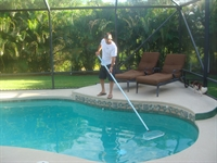 pool service route burleson - 1