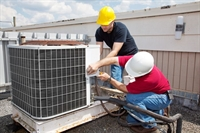hvac contractor with recurring - 1