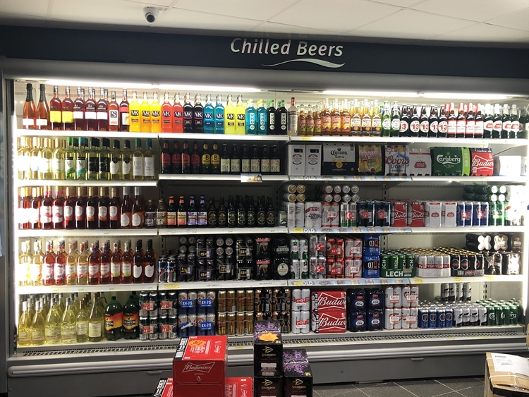 licensed convenience store mansfield - 10