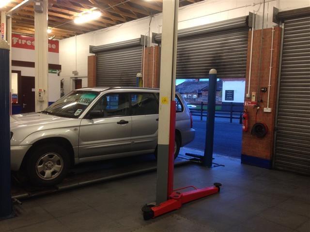 service repair mot garage - 9