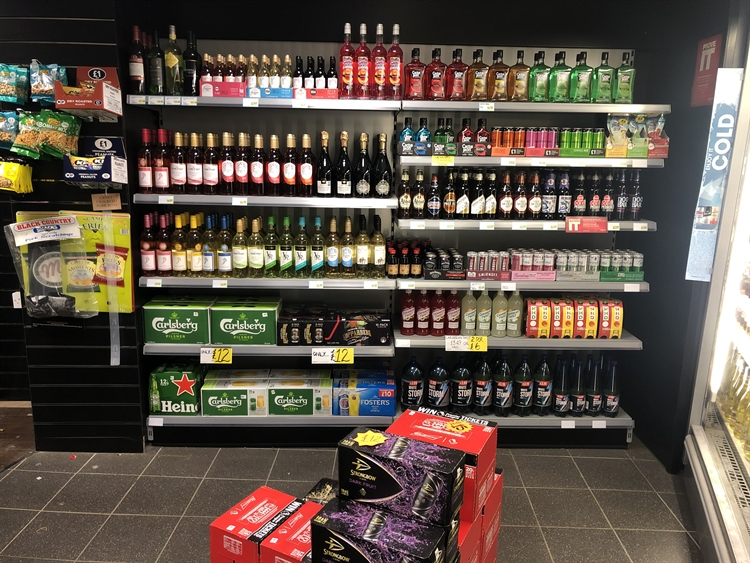 licensed convenience store mansfield - 9