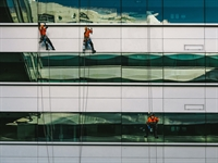 commercial window cleaning - 2