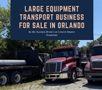 large equipment transport business - 1