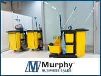 commercial cleaning janitorial company - 1