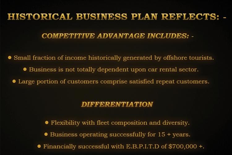 profitable niche vehicle rental - 8