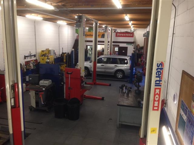 service repair mot garage - 8