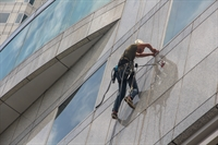 commercial window cleaning - 1