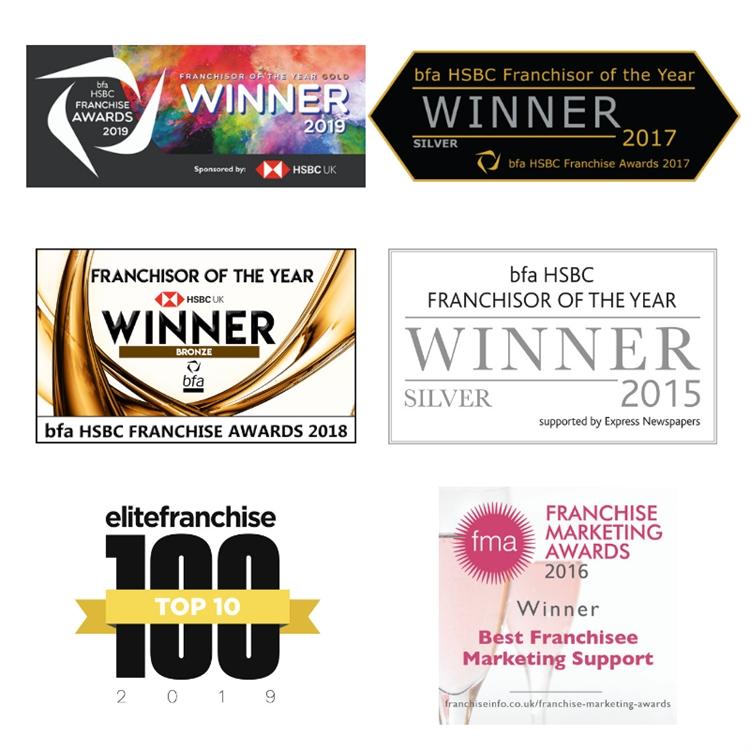 award winning recruitment franchise - 4