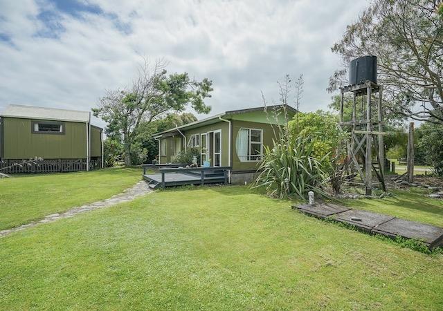 okarito beach house fhgc - 11