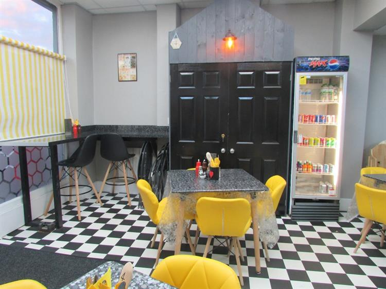 fully renovated cafe with - 7