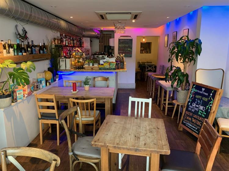 exciting independent gin bar - 4