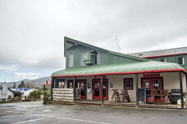 bigfoot restaurant glacier inn - 4