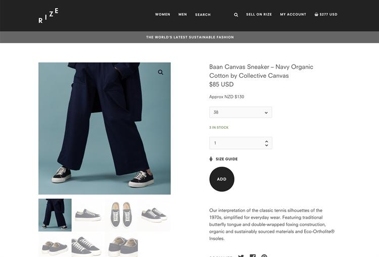 online sustainable fashion platform - 10
