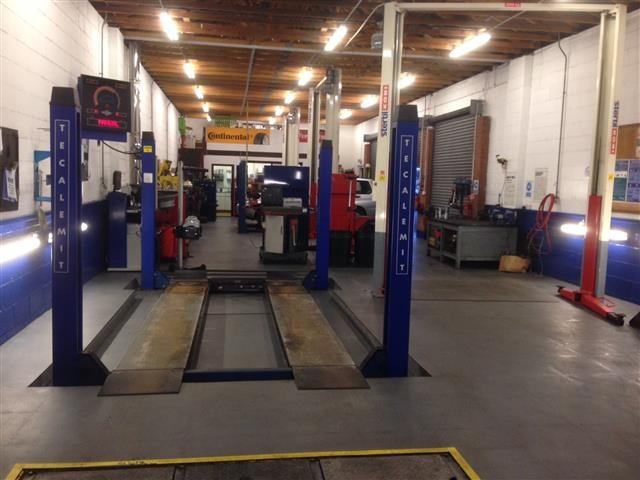 service repair mot garage - 6