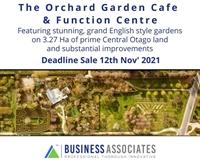 the orchard garden café - 2