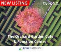 the orchard garden café - 1