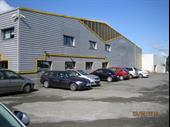 Industrial Warehouse In Coueron For Sale